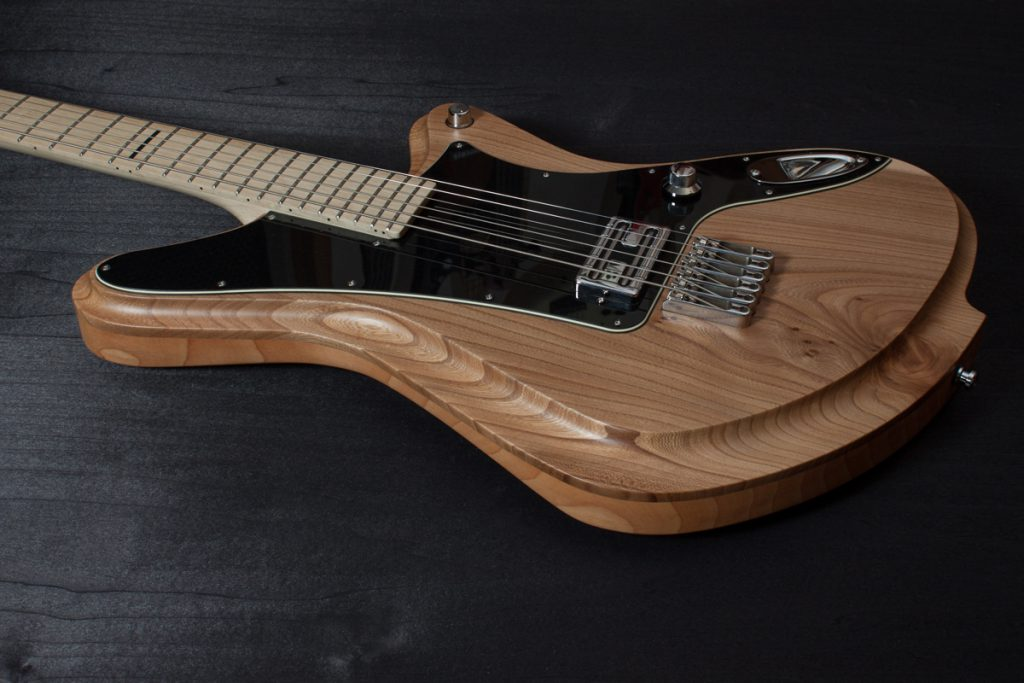 """Förster Tiefstapler 27,5"""" Bariton Gitarre Guitar extended range rübezahl pickups"""