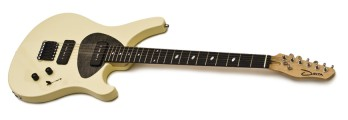Delta-Guitars Juliet white