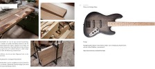 Build Your Bass A J style Seymour Duncan Ash QuarterPounder