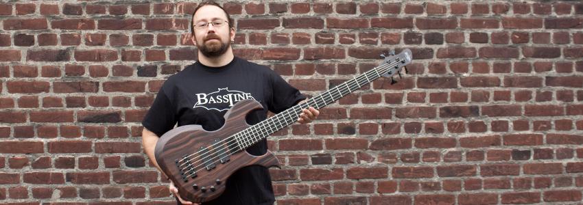 BassLine build your bass #25