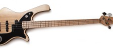 BassLine rebelle series natural ash