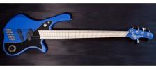 rebelle series bass custom fan fanned frets multiscale