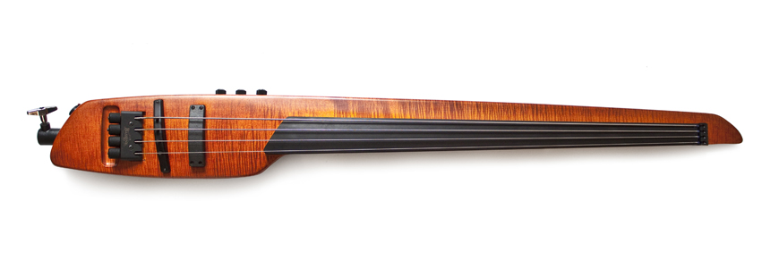 Bassline Universal 4 flamed maple