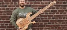 BassLine Basses Build Your Bass 36 custom bass shape metal