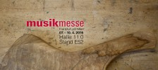 BassLine Musikmesse 2016 custom bass