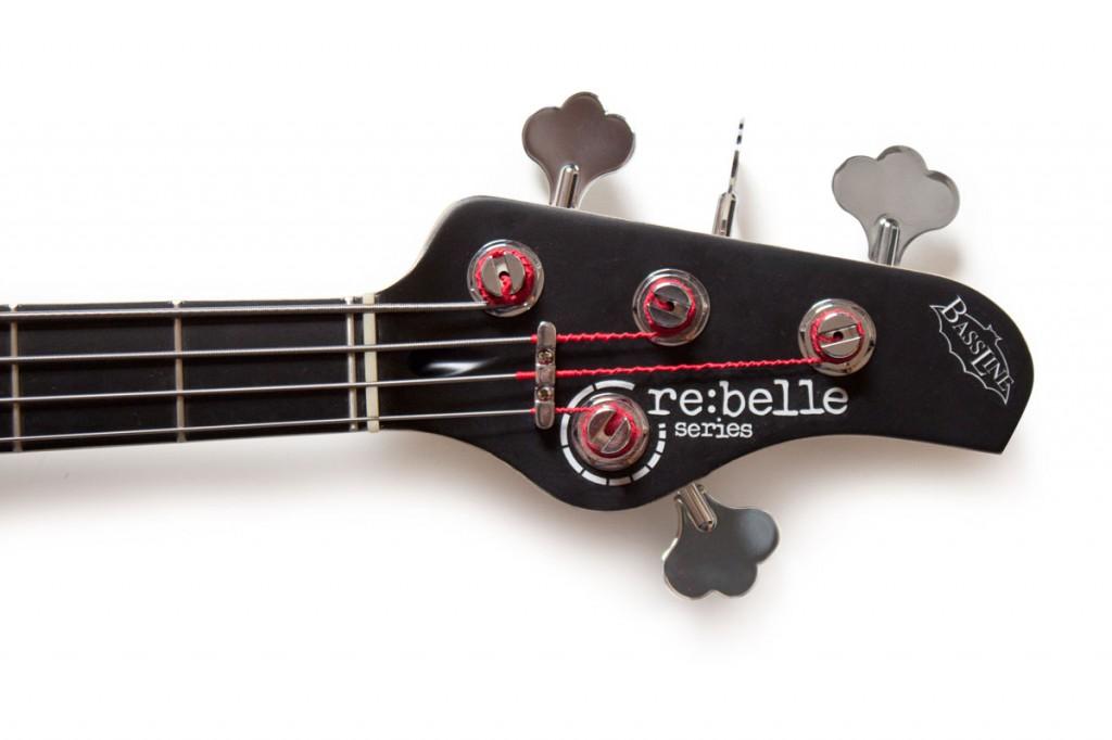 BassLine re:belle series 4 custom bass germany vintage modern