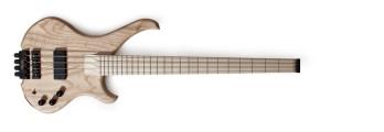 BassLine Buster Bustiny shortscale headless bass